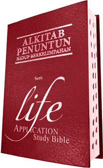 Alkitab PHB Seri: Life Application Study Bible
