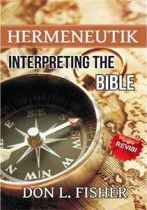 Hermeneutik Interpreting The Bible